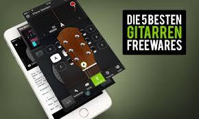 die besten kostenlosen apps für die 5 besten kostenlosen gitarren apps bonedo