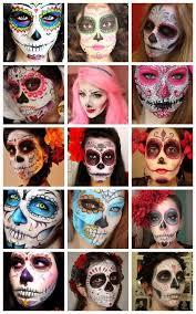Sugar Skull Halloween Costumes 77 Halloween Costumes Images Sugar Skull