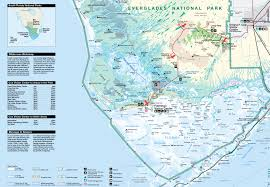 Everglades National Park Map Travel A Day In The Everglades