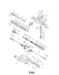 craftsman lawn tractor parts model 917271652 sears partsdirect