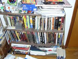 comic book shelves loose ends shelfies round one nothing but comics