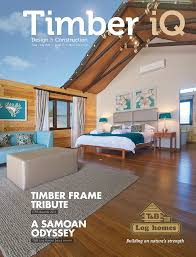 Home Design Magazines South Africa T U0026b Log Homes South Africa In Timber Iq Magazine