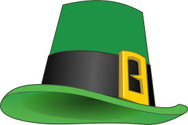 clipart of a st patricks day leprechaun hat