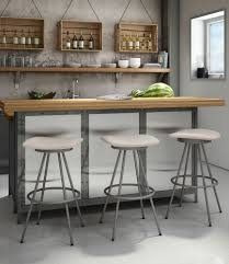 modern kitchen bars 22 unique kitchen bar stool design ideas dwelling decor