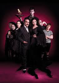 the addams family the musical comedy at wales millennium centre