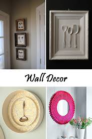 home decoration materials home decor recycled materials beautiful home decorating ideas