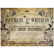 wedding invitations quincy il fall wedding program archives lot paperie