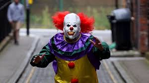 killer clown costume fancy dress shops urged not to sell clown costumes amid killer