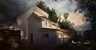 fas hollywood hills house