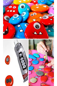 19 diy summer crafts for kids to make summer crafts magnets and