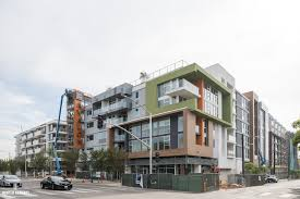 Sunset Tan West Hollywood Senior Affordable Housing Opens In West Hollywood Urbanize La