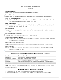 mla quote novel literature review of credit appraisal process cv examples for