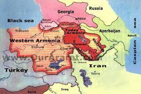 armenia on world map wilsonian armenia how the armenians got screwed after world war