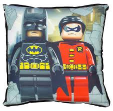 lego batman and robin kapow cushion u2013 characterlinens