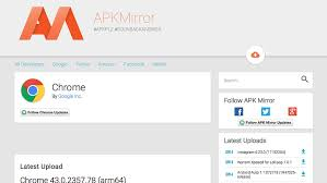 chrome apk how to and install the chrome apk file androidpit