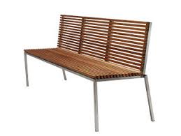 Outdoor Modern Bench Design Outdoor Furniture From Viteo Outdoors Contemporary