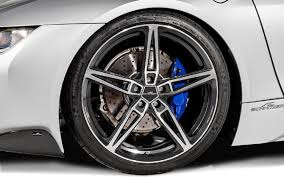 Bmw I8 Wheels - ac schnitzer creates upgrade package for bmw i8
