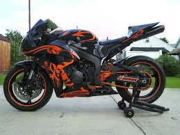 2008 cbr 600 07 black u0026 orange graffiti build page 10 600rr net