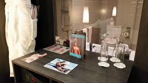Two Way Mirror Bathroom by Two Hotel Barcelona U2013 A Stay U2013 Cruisetotravel