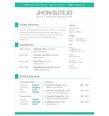 contemporary resume template contemporary resume templates free resume templates free best of