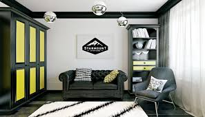 Funky Teen Bedrooms Design Ideas That Any Teenager Will Love - Funky bedroom designs