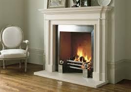 traditional fireplace mantel limestone the burlington chesney