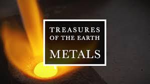 nova official website treasures of the earth metals