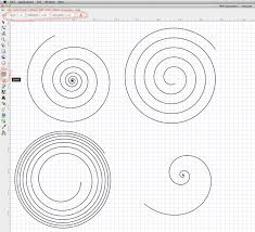 how to draw a spiral autodesk community