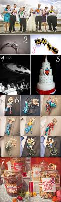 superhero wedding table decorations five wedding themes that ll make you smile the pink bride
