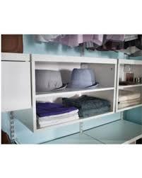 Closetmaid Shelf Track System Cyber Monday Sale Closetmaid Shelftrack Elite 3 Shelf Kit Organizer