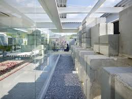 glass house for diver naf architect u0026 design archdaily