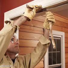 how to build a solid wood door how to remove a door family handyman