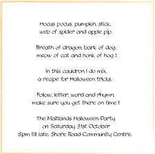halloween party invitation wording orionjurinform com