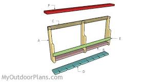 diy wine rack plans myoutdoorplans free woodworking plans and