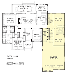 Donald Gardner Floor Plans Share Your Feedback On These Floor Plan Concepts Houseplansblog