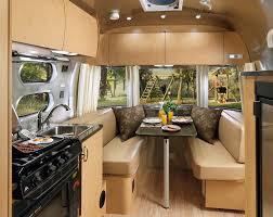 versatile sleeping spaces for miles of comfort airstream