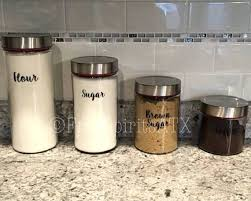 canisters for the kitchen kitchen canisters lcgifts com