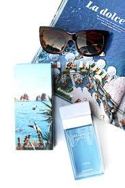 d g light blue womens review dolce gabbana light blue love in capri beauty of capri