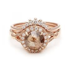 Crown Wedding Rings by 70 Best Unusual Wedding Rings Images On Pinterest Anna Sheffield