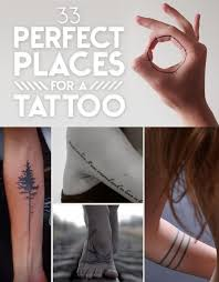 places for tattoos best place 2017