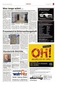 Svb Bad Bayreuth Bayreuther Sonntagszeitung Vom 18 01 2015 By Bayreuther