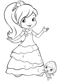 plum pudding and berrykin coloring page free printable coloring