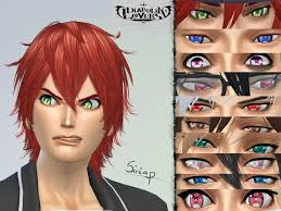 hair color to download for sims 3 siriap s anime diabolik lovers eyes