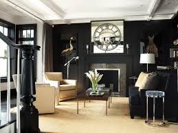 Side Table Decor Ideas by Phenomenal Living Room Ideas With Black Furniture Living Room