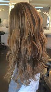 curly hair with lowlights 40 blonde and dark brown hair color ideas hairstyles haircuts