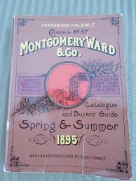 mail order catalogs late 1800s past and present with