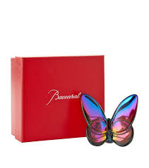 baccarat papillon lucky butterfly ornament harrods