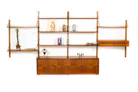 Wall Unit Wall Unit By Poul Cadovius For Royal System 1960s 65932