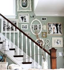 Staircase Decorating Ideas Stairwell Decor Idea Decorating Staircase Wall Daze Must Try Stair