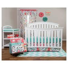 Waverly Crib Bedding Trend Lab Waverly Pom Pom Play Baby Bedding Collection Target